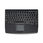AK-4450-GFU-B Touchpad Tastatur wireless