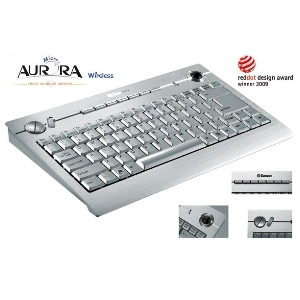 Enermax tastatur aurora micro wireless silber kb008w s for Design versandhandel