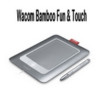 Wacom Bamboo Fun Pen & Touch (Medium)