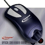 Typhoon Cardreader Mouse optical
