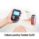 Celluon Laserkey CL850 - Projektionstastatur