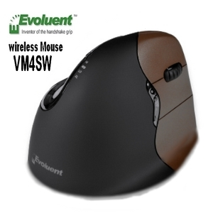 Evoluent Vertical Mouse 4 wireless SMALL