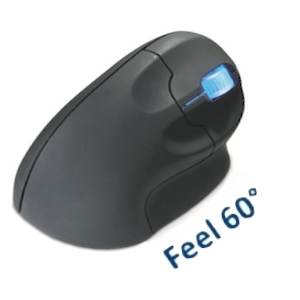 FEEL 60 wireless Vertical Mouse Rechtshänder