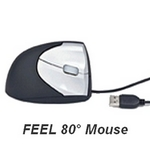 FEEL 80 Vertical Mouse Rechtsh�nder