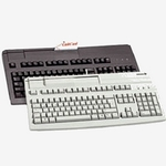 Cherry MultiBoard G81-8000, PS/2 grau