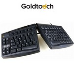 Goldtouch Adjustable V2 Split-Tastatur black