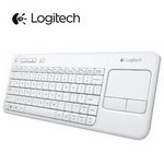 Logitech Wireless Touch Keyboard K400 weiss
