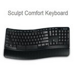 Microsoft Sculpt Comfort Keyboard wireless