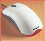 Microsoft Wheel Mouse Optical
