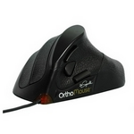 OrthoMouse Saddle Mouse wireless