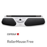 Contour Design RollerMouse FREE weiss