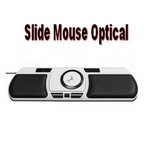 Slide Mouse Optical mit Mauspuck