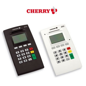 Cherry eHealth Terminal ST-1503 weiss