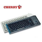 Cherry G84-4400 Trackball PS2 weissgrau