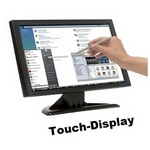 Touchscreen-Monitor