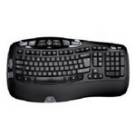 Logitech Wave Cordless Keyboard